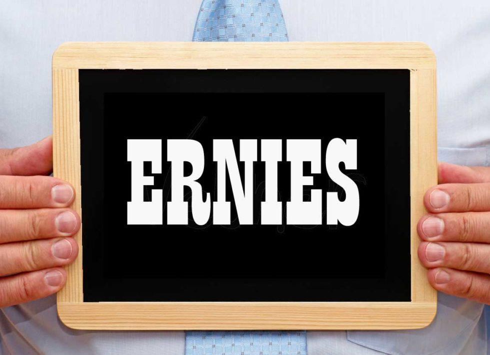 Warum Unternehmen mehr Ernies brauchen