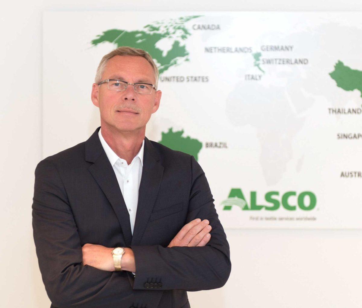 Alsco - Harald Schulte
